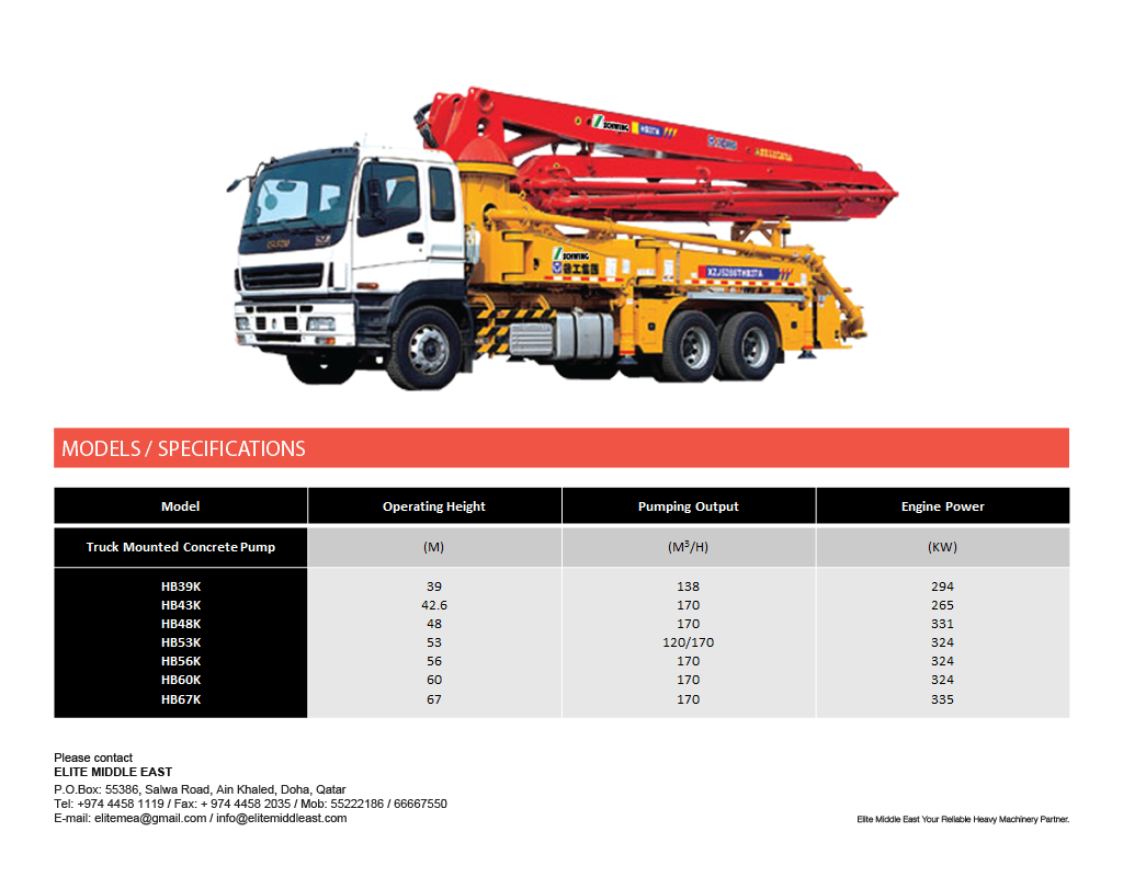 truck mounted concrete pump market 2013 research New report released: – global concrete pump market 2017-2021 the author of the report recognizes the following companies as the key players in the global concrete pump market: concord concrete pumps, junjin, liebherr, putzmeister, and.